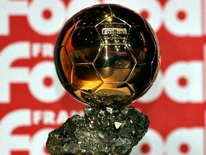 Golden Ball France Football